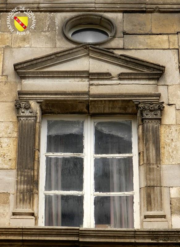 SAINT-MIHIEL (55) - L'Hôtel de Faillonnet (1554)