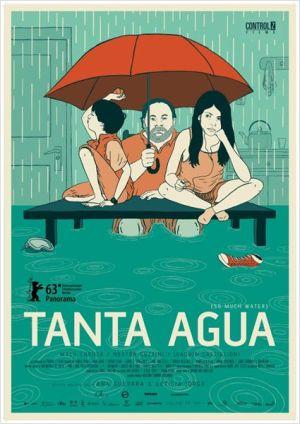 filme tanta água poster cartaz