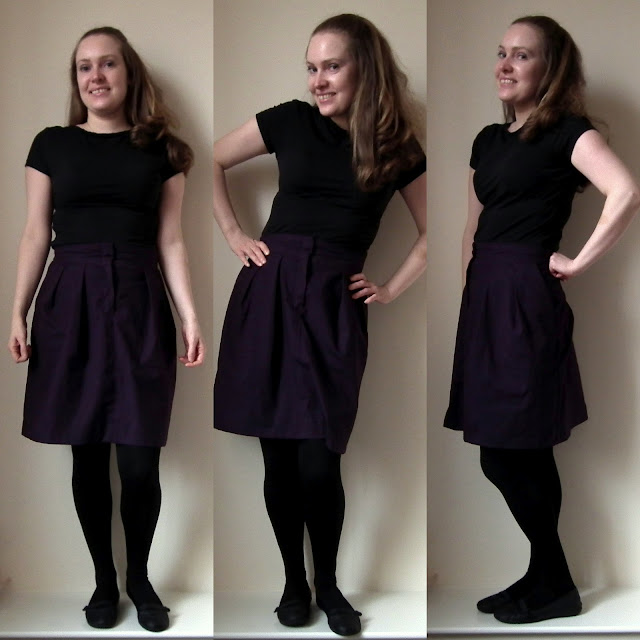 Burda Skirt 5/2012 118 119