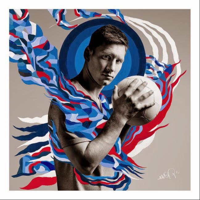 Resultado de imagen para pepsi entra a la moda del futbol El Arte del Fútbol,