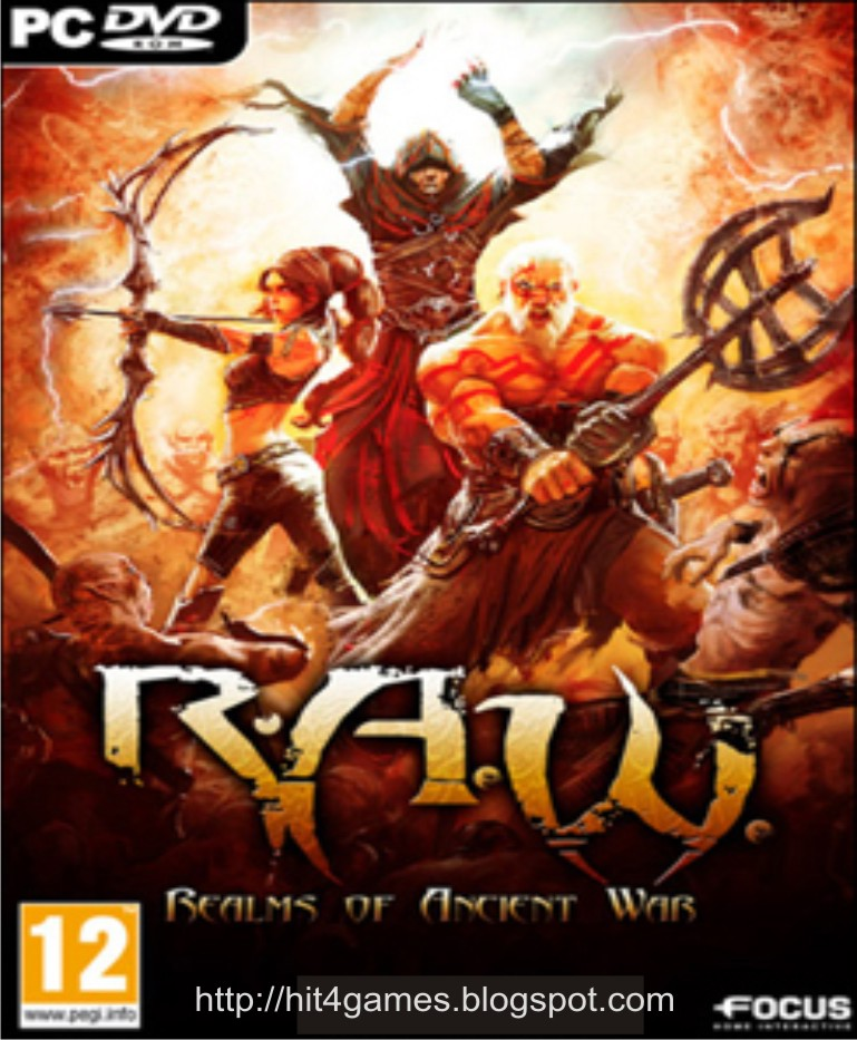 Title: R.A.W: Realms of Ancient War