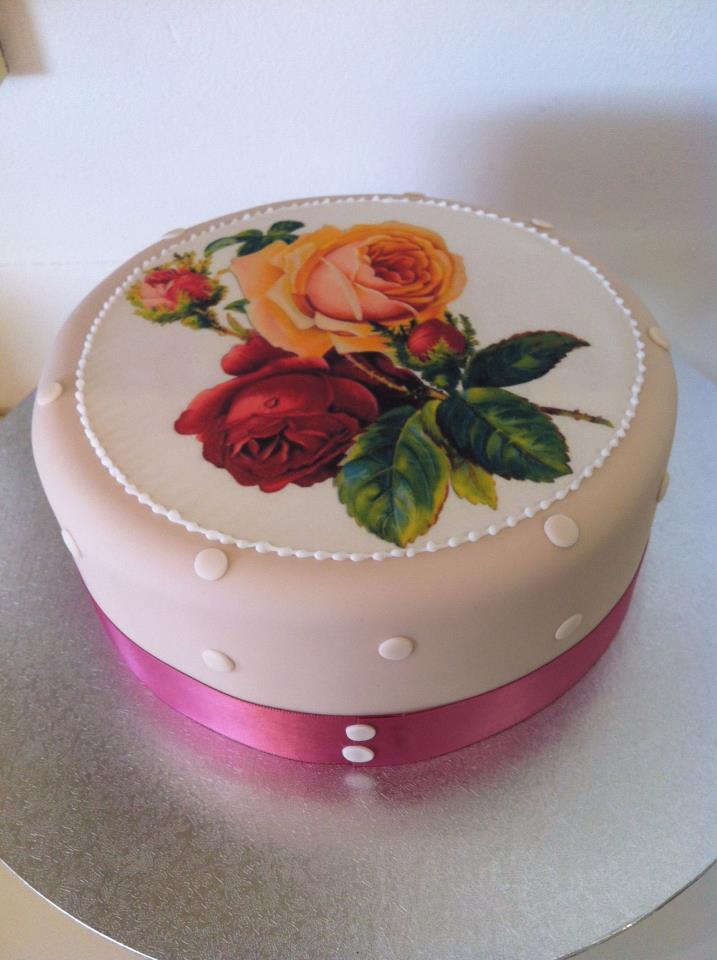 Edible Cake Images Qld : Cakes by JudyC: Edible Image Cakes