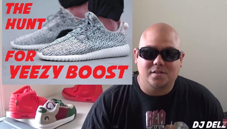 der sneaker süchtig: die jagd für kanye west adidas yeezy auftrieb 350
