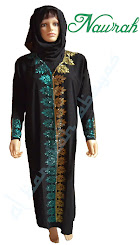 Our Nidah Fabric Abayas - New!
