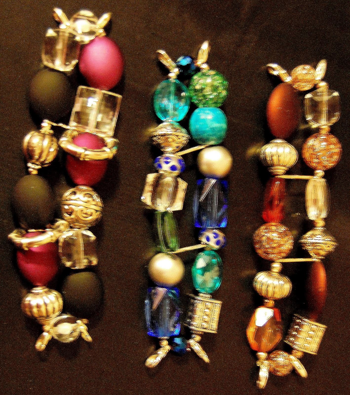 Diy Beads: Utah County Mom: DIY Beaded Watch Bands