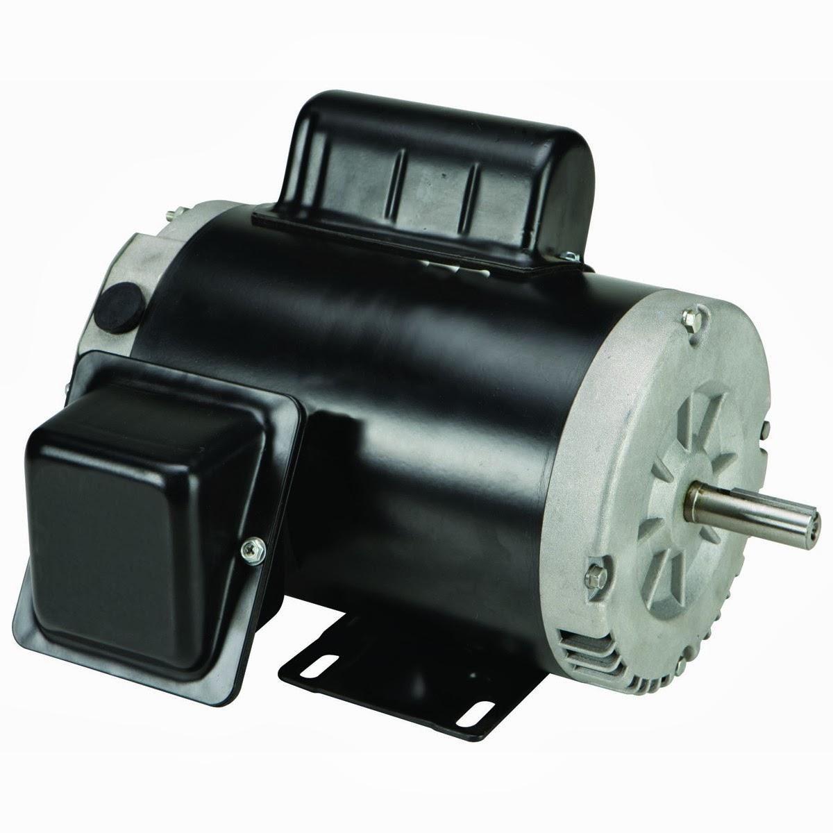 Cromamentales datos bobinado motores general electric for 1 8 hp electric motor