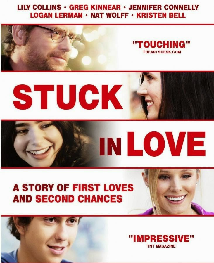 Stuck in Love (2012) Poster