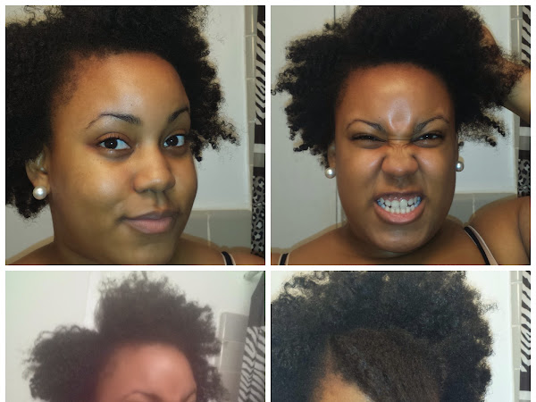Hair | Flat Twist-Out Pictorial & Combating Dry Natural Hair