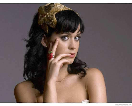 Katy Perry American Singer Wallpaper