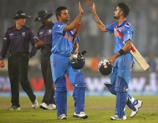 India vs Pakistan Livescores, Ind vs Pak scores 2014,