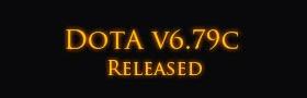 DotA 6.79c map