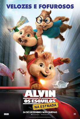 Baixar Filme Alvin e os Esquilos: Na Estrada Dublado