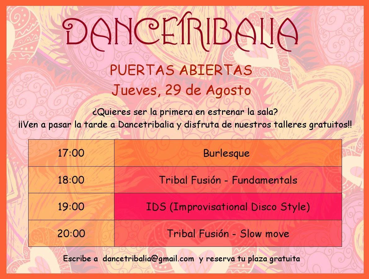 talleres danza