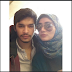Gambar Aeril Zafrel dan Wawa Zainal | Pasangan Halal