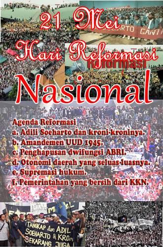 Hari Reformasi Nasional