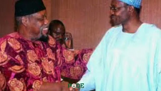 So President Buhari Met With Ojukwu Before His Death? See Photo & Video Evidence Of Their Meeting