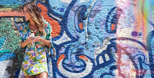 Farm, fashion, colourful dress, Rio, Brazilian style