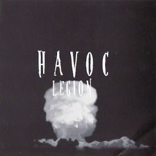 Havoc - Legion [EP] (2000) (Re-Edition 2009)