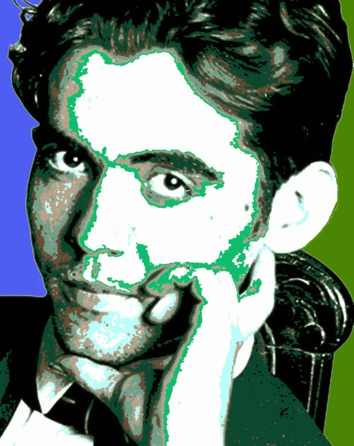 """Join us for """"Lorca"""" at the Fringe Festival, July 2015!"""