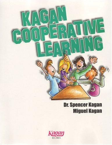 Kagan Cooperative Learning Its All About Engagement 5 Day Course Workbook Set