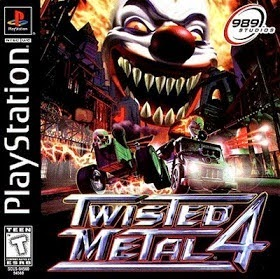 Twisted Metal 4 Game