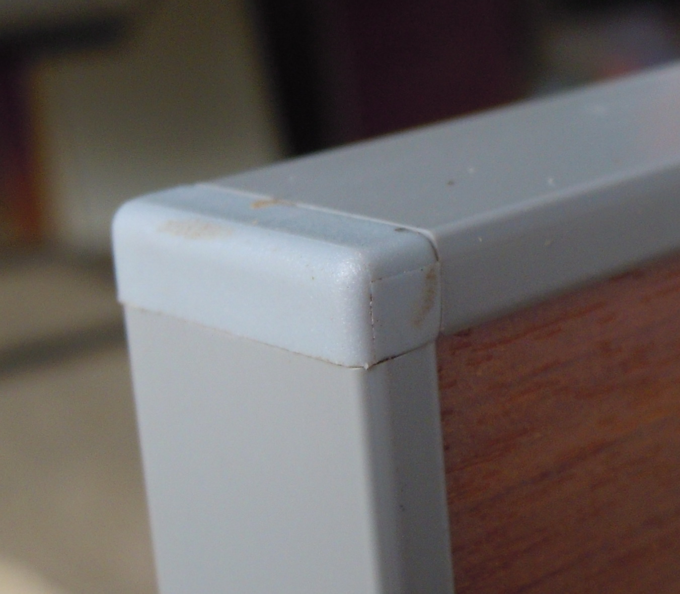 Kitchen Unit Edging KITCHEN WORKTOP EDGING CORNER JOINT TRIM STRIP ...