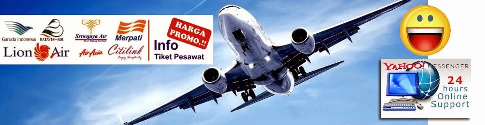 Peluang usaha ticket Pesawat
