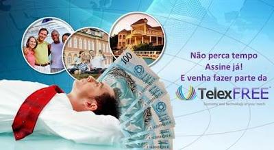 TELEX FREE BRASIL- É FRAUDE