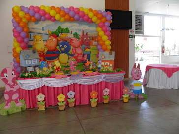 Festa do Backyardigans