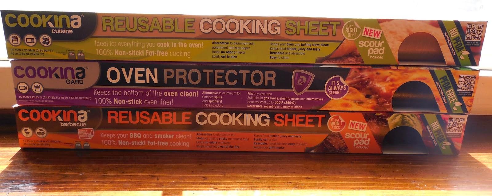 Cookina grill mats