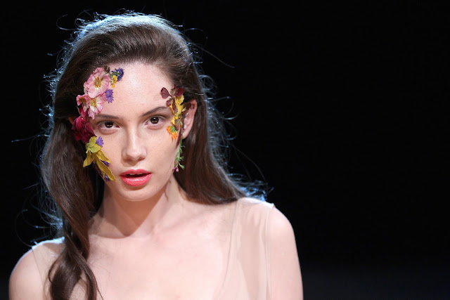 QVC Host 'Facewalk' of Make-up Looks