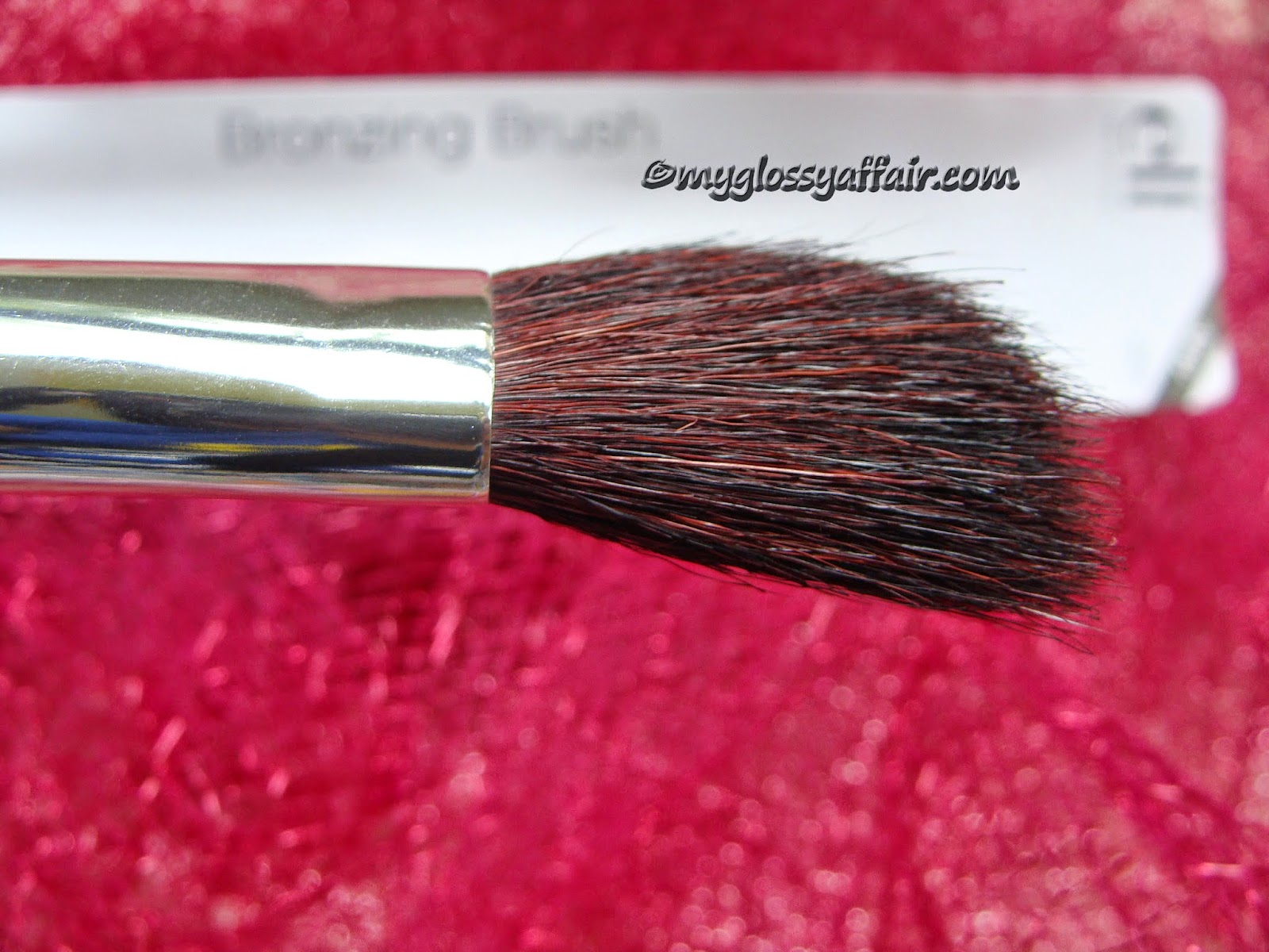 Elf Professional Bronzing Brush Review