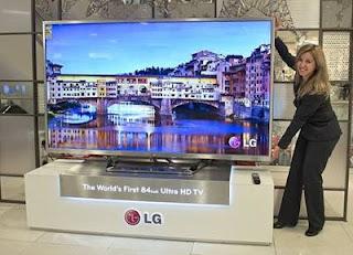 Televisyen Ultra HD saiz kecil akan dihasilkan