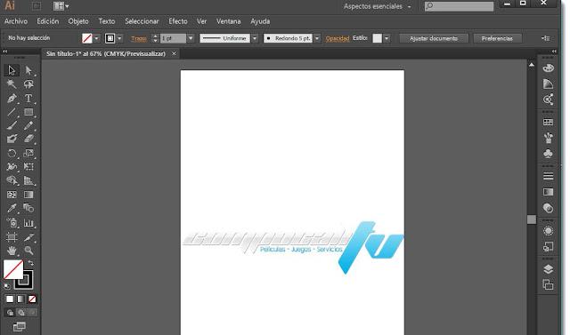 Adobe Illustrator CC Versión 19.0.0 Español