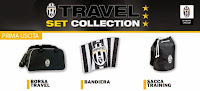 travel set collection juventus