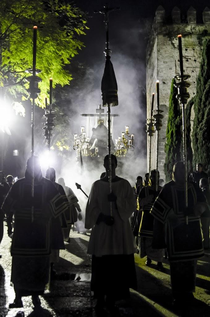 Las Angustias por el Alcázar