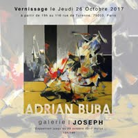 VERNISSAGE & EXPO 2017 Adrian BUBA