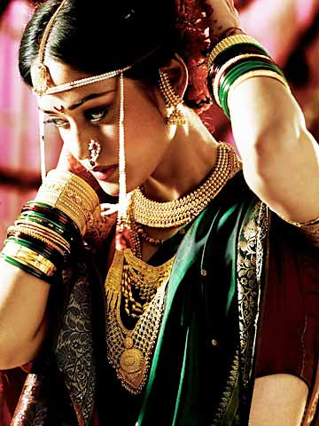 Maharashtrian Bridal Bangles
