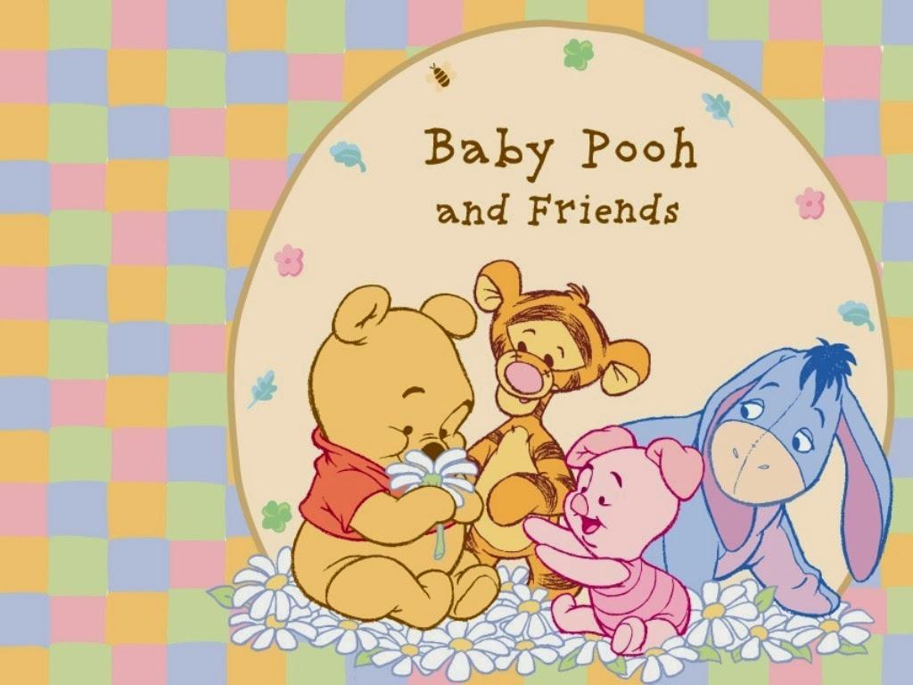 Download image Wallpaper Dinding Kamar Tidur Anak Winnie The Pooh PC ...