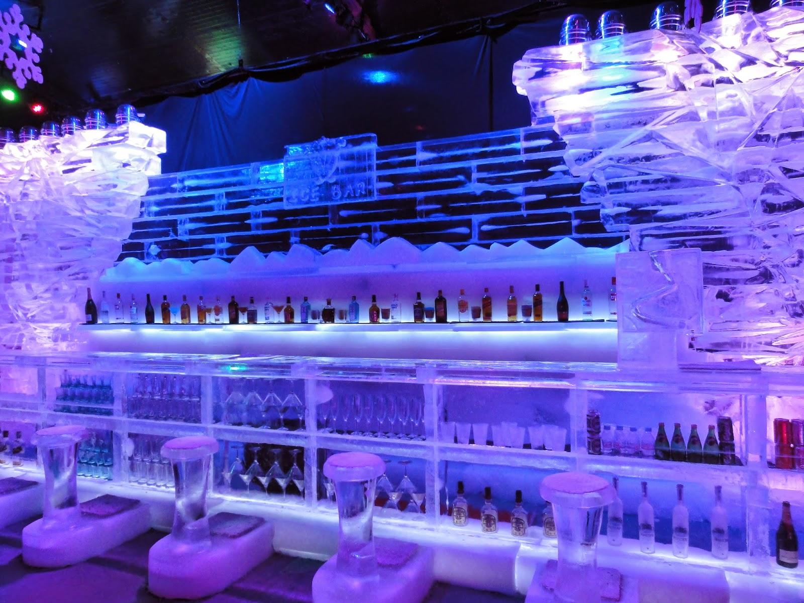 Ice Sculpture Bar The Venetian Macao
