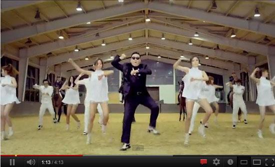 Gangnam Style Dance - K POP PSY