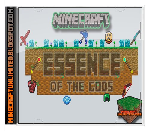 Essence of the Gods Mod Minecraft
