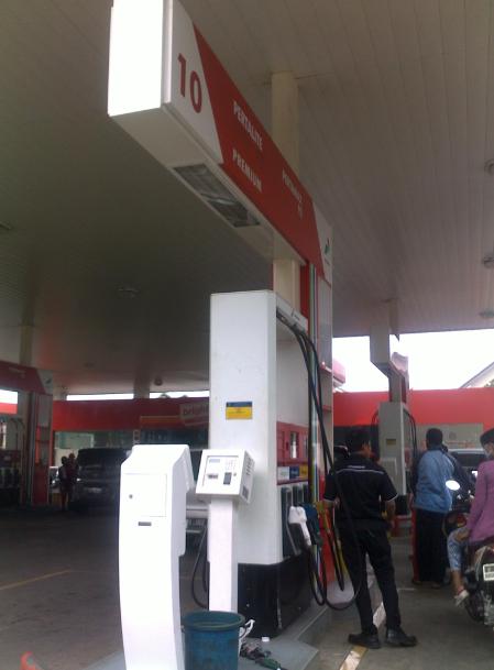Pertalite Sudah Mulai Hadir di Tangerang Selatan
