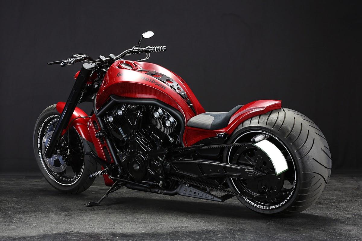 Harley-Davidson VRSCDX