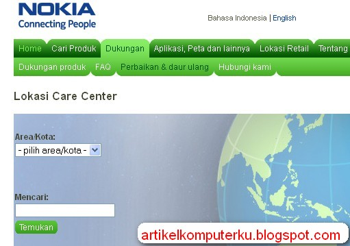 Nokia Care Center