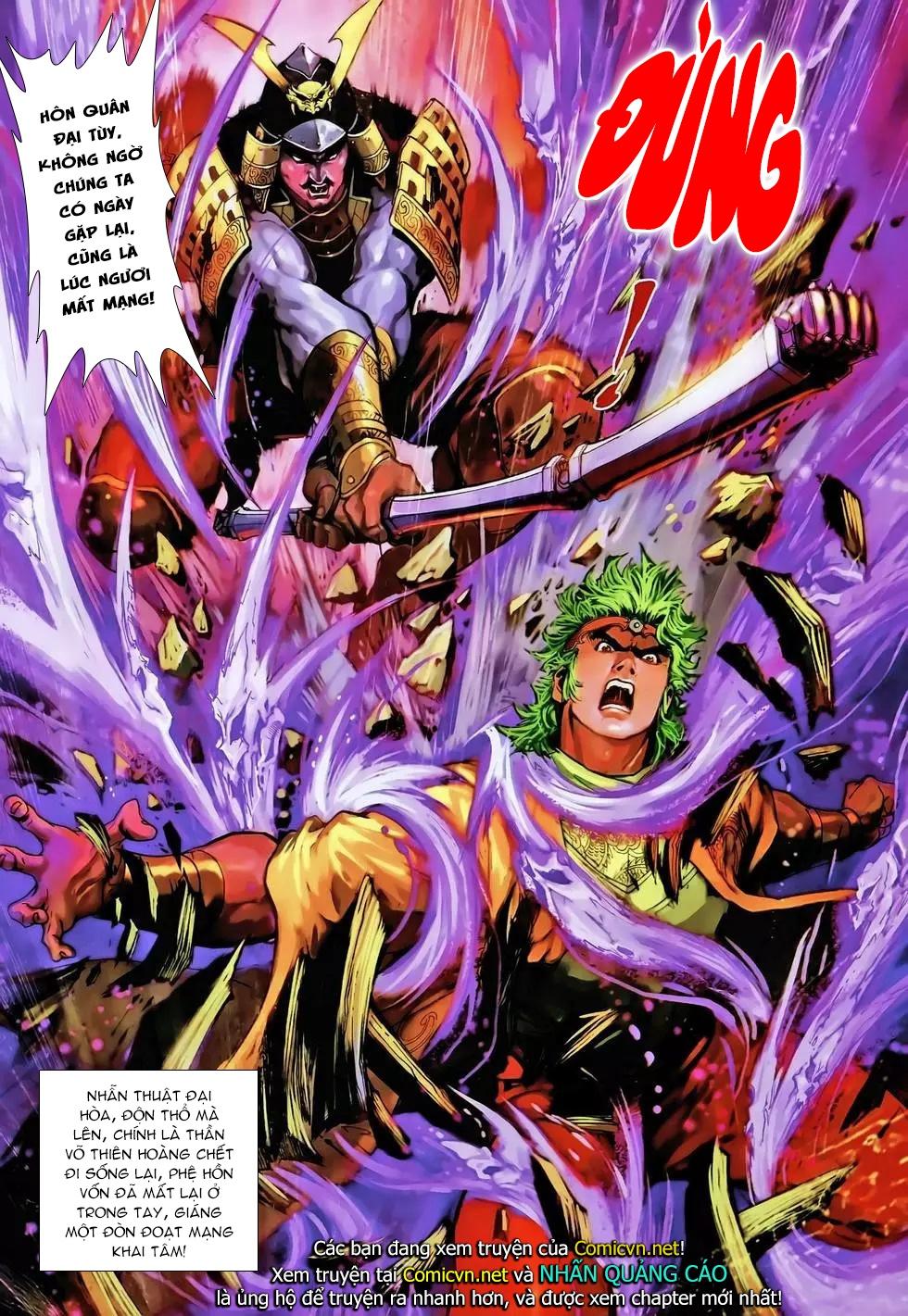 Thần binh huyền kỳ 3 - 3.5 tập 185 - 19