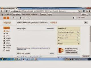 cara menggunakan blog di blogger, cara menggunakan blog template, cara menggunakan blog dengan baik, 0856.4640.4349