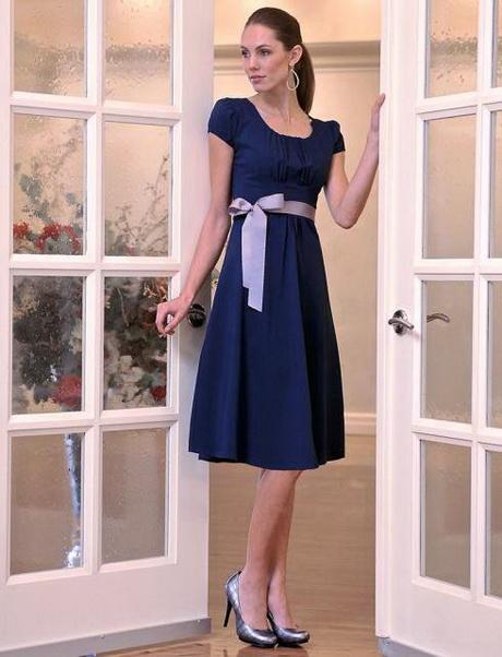 Modelos de vestidos de fiesta sencillos