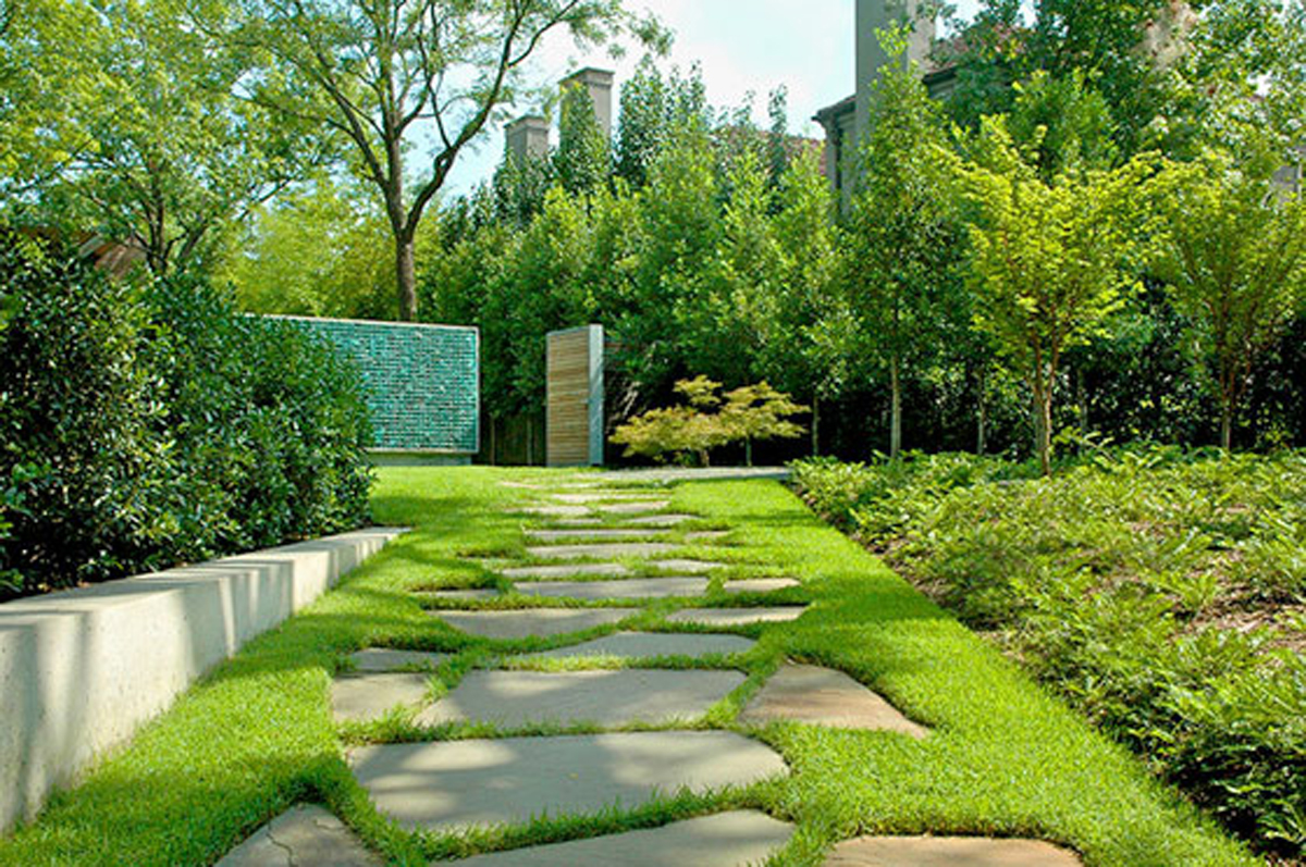 Home Decors Idea Landscaping Design And Construction Modern Art
