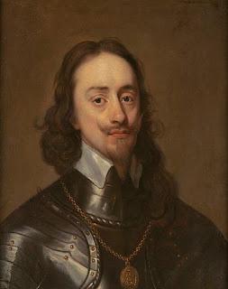 «Charles I (1640)» de Sir Anthony Van Dyck - Historical Portraits. Disponible bajo la licencia Dominio público vía Wikimedia Commons - http://commons.wikimedia.org/wiki/File:Charles_I_(1640).jpg#/media/File:Charles_I_(1640).jpg
